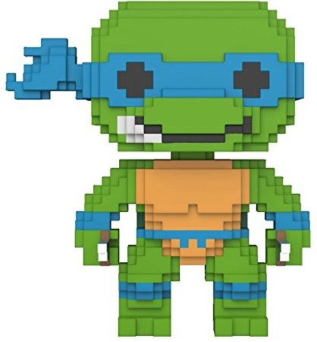 FUNKO 8-BIT POP!: Teenage Mutant Ninja Turtles - Leonardo