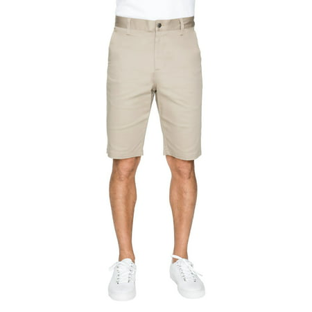 Lee Uniforms Young Men's Classic Stretch Shorts Classic Microfiber Shorts