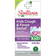 Similasan Kids Cough Relief Syrup 4 oz (Pack of 6)