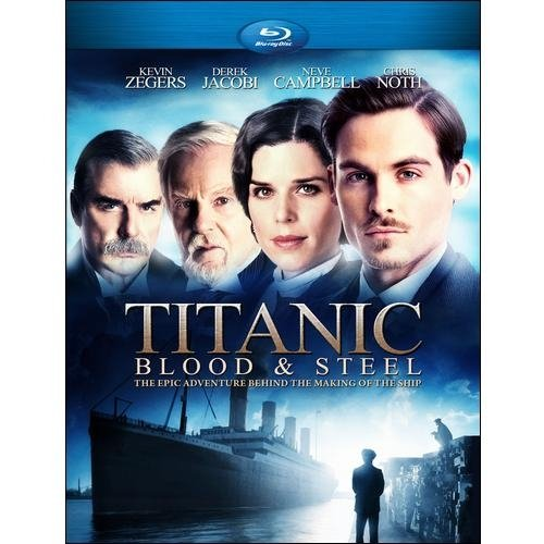 Titanic: Blood And Steel (Blu-ray) (Widescreen)