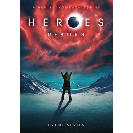 Heroes Reborn: The Complete Event Series (DVD)