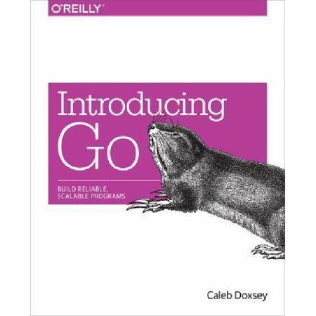 Introducing Go: Build Reliable, Scalable Programs - IPS - image 1 of 1