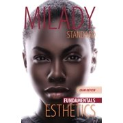 Exam Review for Milady Standard Esthetics: Fundamentals (Paperback)