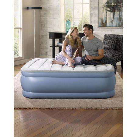 Beautyrest Hi Loft Raised Air Mattress with Express Pump, Multiple Sizes, 1 Each