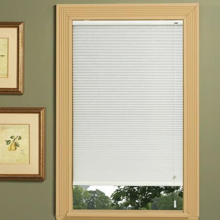 honeycomb window blinds roller shades honeycomb cellular pleated shades walmartcom