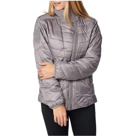 5.11 Tactical Women's Peninsula Insulator Packable Jacket, Plain Weave Overlays, Style 38076, Coin, Medium thumbnail