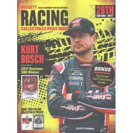 Beckett Racing Price Guide #29