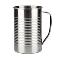 Pint Beer, Canteen Camping Stainless Steel Mouth Pint Jars Wide