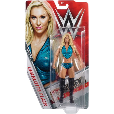 Charlotte   Wwe Series 71 Toy Wrestling Action Figure