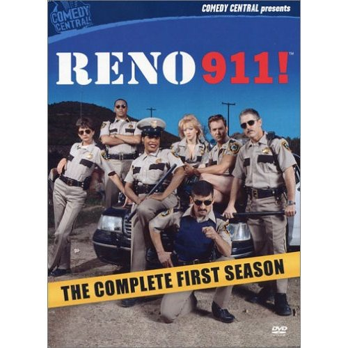 Reno 911: The Complete First Season (DVD)