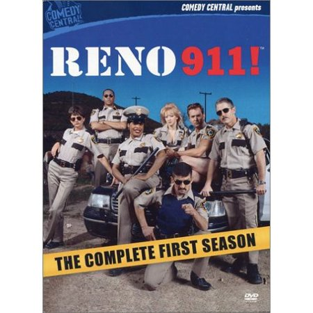 Reno 911: The Complete First Season (DVD)](Reno 911 Characters)