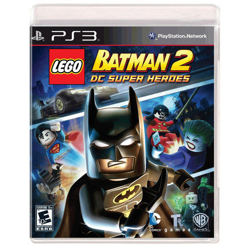 LEGO Batman 2: DC Super Heroes (PS3) - Walmart.com