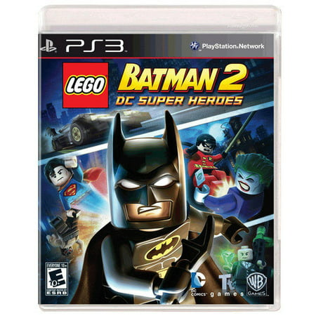 LEGO Batman 2: DC Super Heroes, Warner Bros, Playstation (Lego Batman 2 Dc Super Heroes Xbox 360)