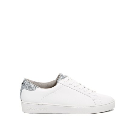 339ce779f81b MICHAEL Michael Kors - MICHAEL Michael Kors Womens Irving Lace Up Leather Low  Top Lace Up Fashion Sn... - Walmart.com