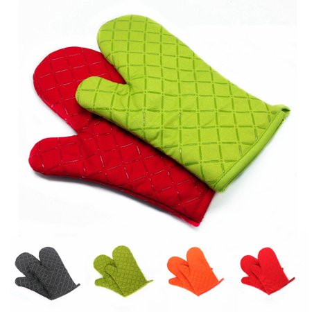 Baking High Temperature Resistant Oven Microwave Oven Non-Slip Gloves 1 Pair - image 3 of 4