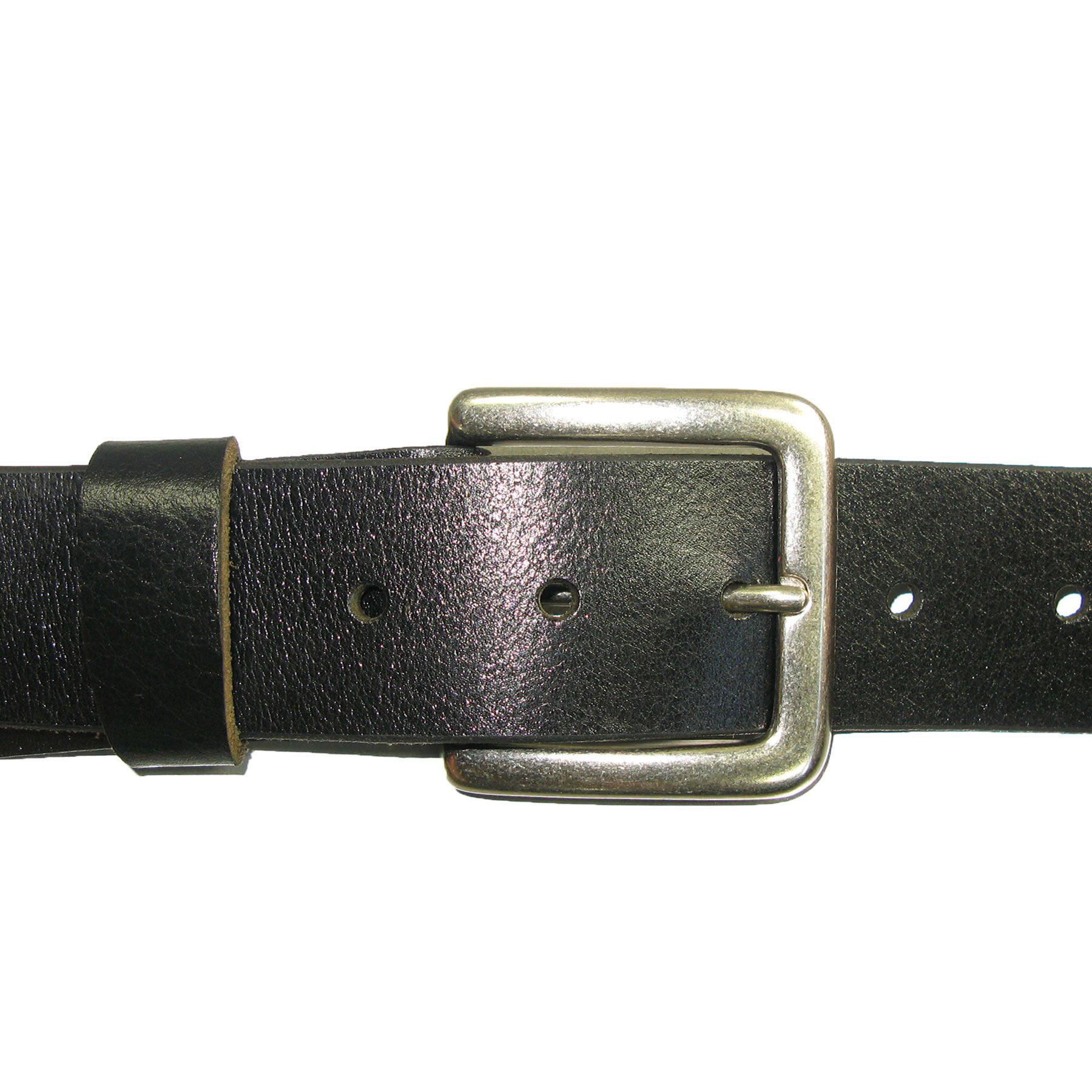 """Heel Bar Buckle 1-1/2"""" Nickel Plated Belt Buckle 1550-02 - image 2 de 4"""