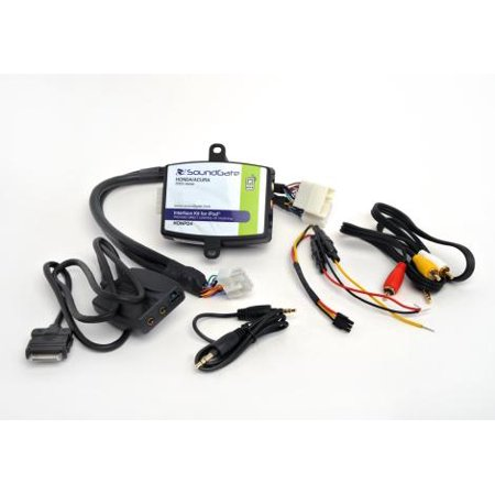 Acura Tsx 2004 - 2008 iPod Iphone Car Adapter Interface Installation Kit Honpd4 ()