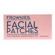 B & P Frownies  Facial Patches, 144 ea