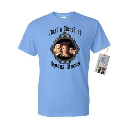 Hocus Pocus Movie Halloween Shirt Mens Womens Short Sleeve T-Shirt