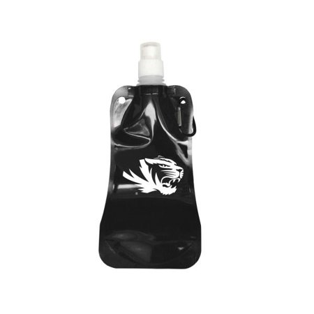 Bulk Buys Missouri Tigers Foldable Water Bottle, Case of 12