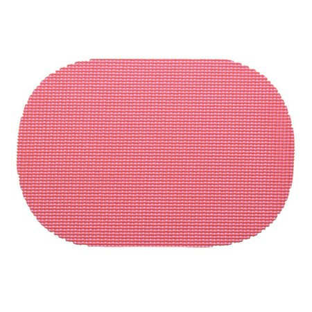 Kraftware Fishnet Oval Placemat - Set of 12