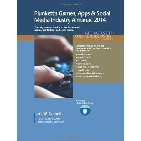 Plunketts Games  Apps   Social Media Industry Almanac 2014