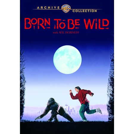 Born To Be Wild (DVD) (Best Time To Go To Wild Waves)