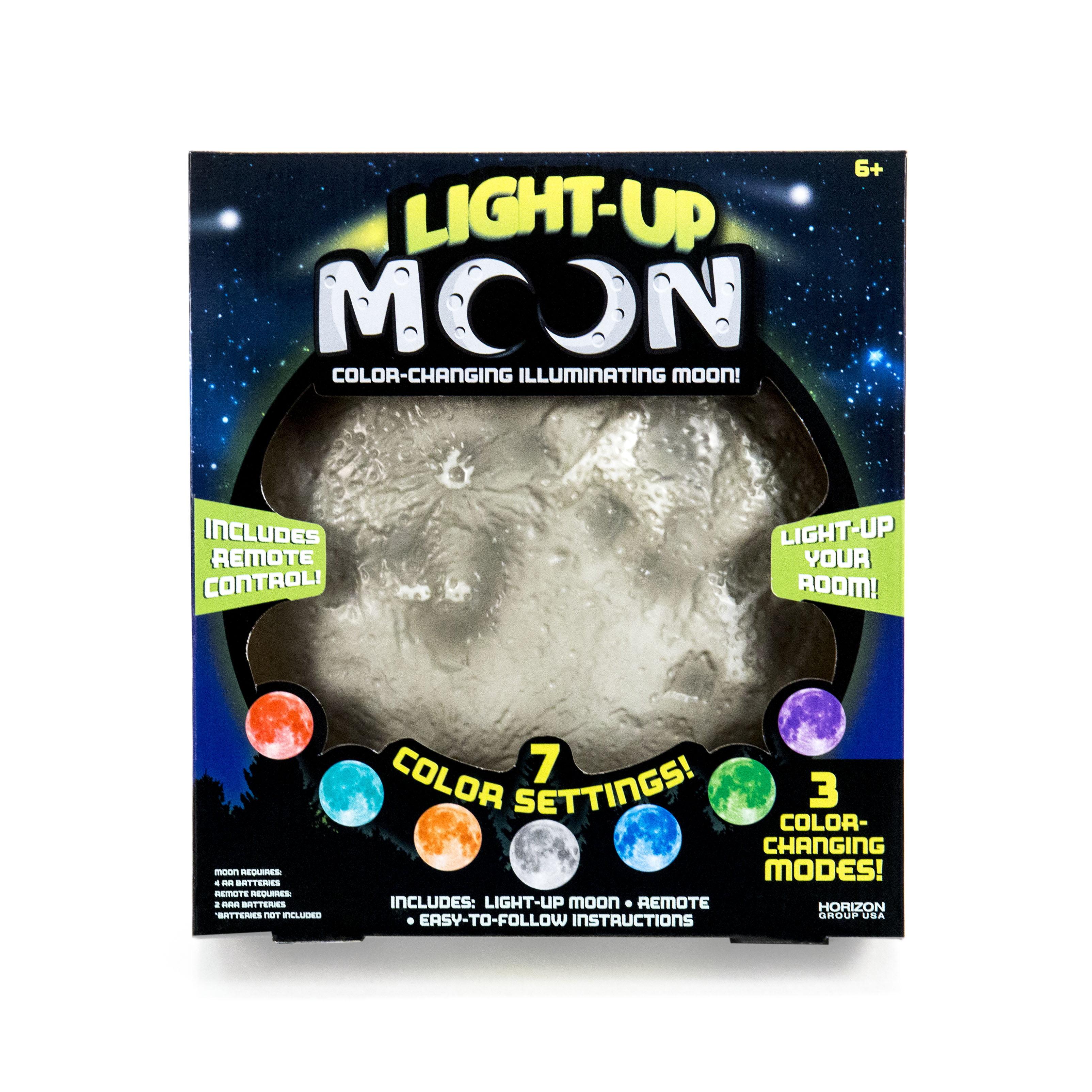 Horizon Group USA Light Up Moon Kit, 1 Each