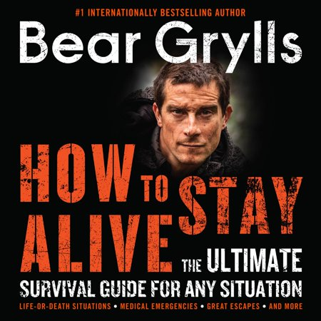 How to Stay Alive - Audiobook