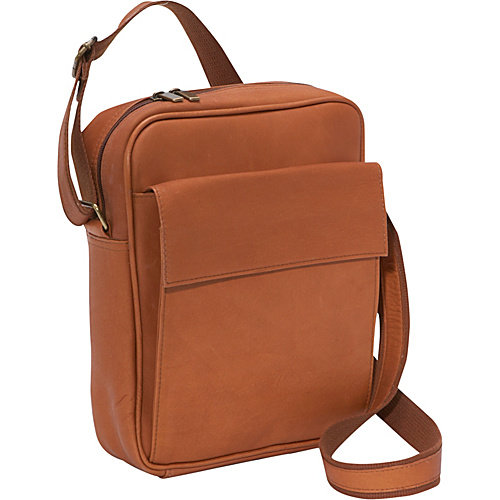 Le Donne Leather iPad / eReader Carry All Bag