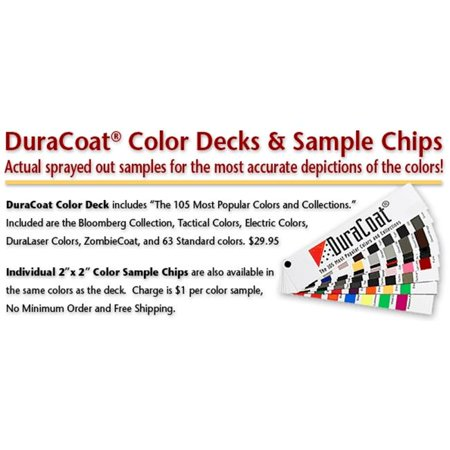 Lauer Custom Weaponry DCCD1 DuraCoat Color Deck