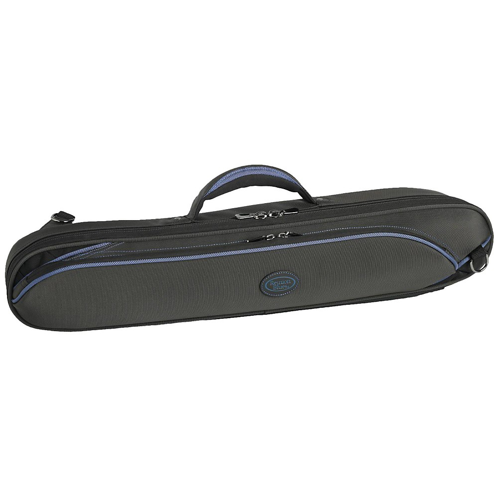 Reunion Blues Continental Straight Soprano Saxophone Case by Reunion Blues