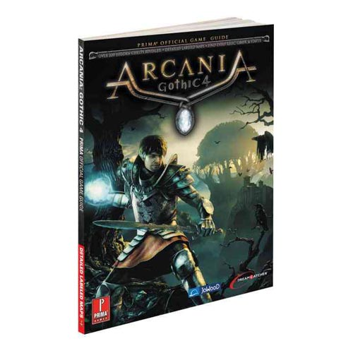 Arcania Gothic 4: Prima Official Game Guide