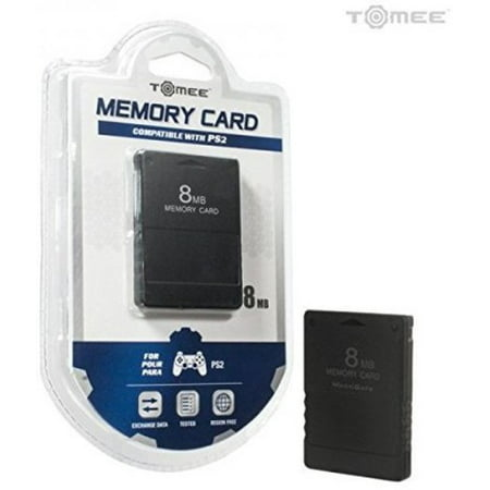 Tomee 8MB Memory Card for Sony PlayStation 2