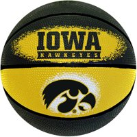 "Game Master NCAA 7"" Mini Basketball, University of Iowa Hawkeyes"
