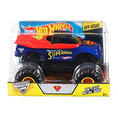 Hotwheels Hot Wheels Monster Jam 1:24 Assortment