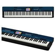 Casio PX-560 Privia 88-key Digital Stage Piano Blue
