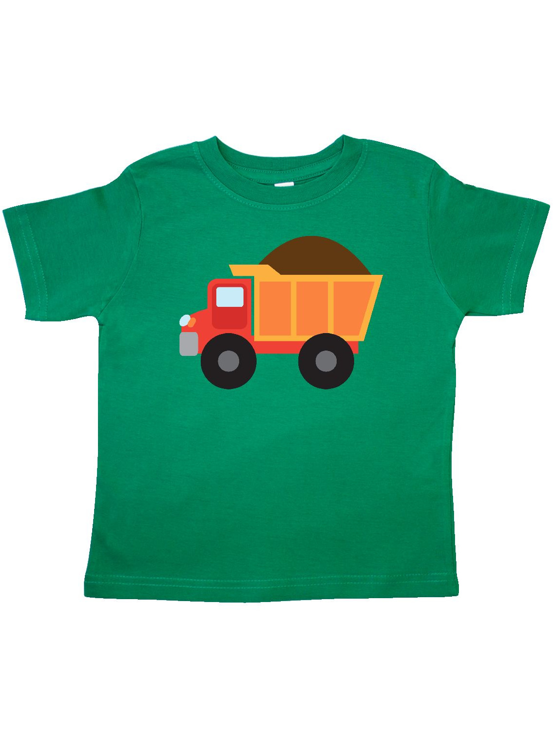 Work Truck Construction Vehicle Toddler T-Shirt