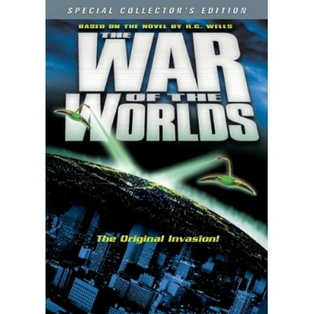 The War of the Worlds Collector's Edition (DVD)