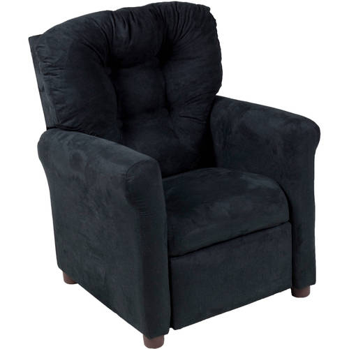 Crew Furniture Traditional Child Recliner - Available in Multiple Colors
