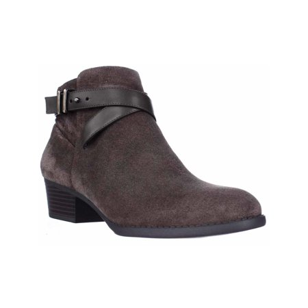 Womens I35 Herbii Short Ankle Boots, Mushroom