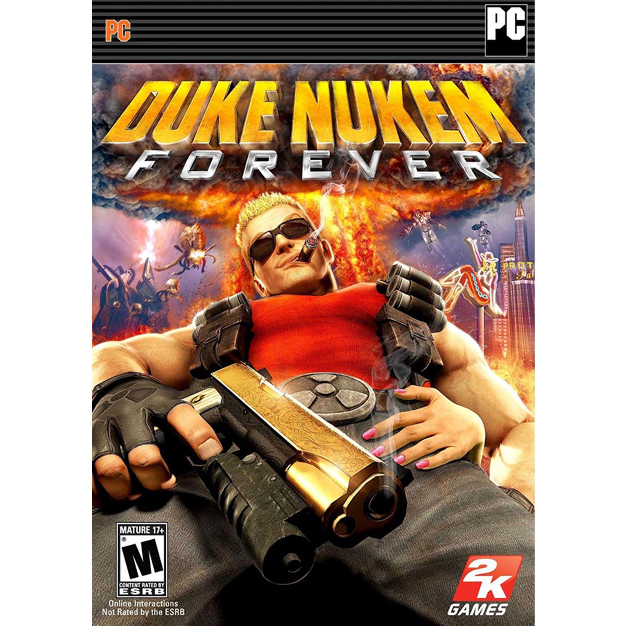 Duke Nukem Forever (PC)(Digital Download)