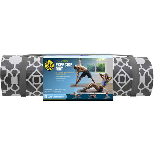 Gold's Gym Fitness Mat
