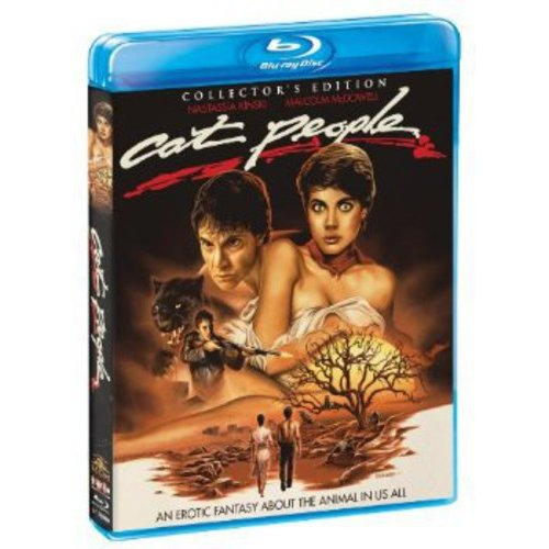 Cat People (1982) (Collector's Edition) (Blu-ray) (Widescreen)