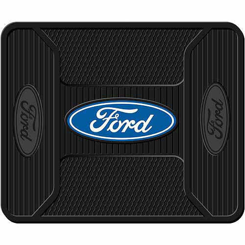 Plasticolor Ford Elite Series Utility Mat, Black