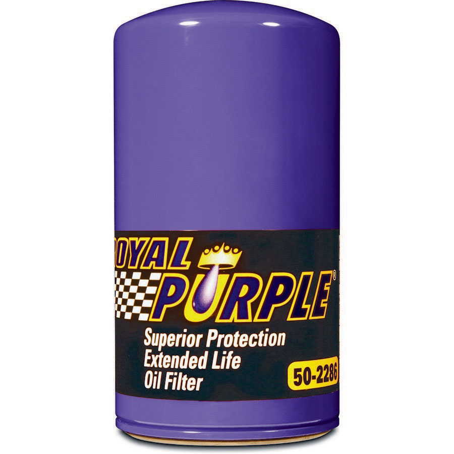 Royal Purple Extended Life Canister Oil Filter P/N 50-2286