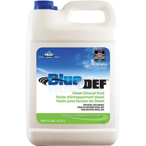 BlueDEF 1-Gallon Diesel Exhaust Fluid