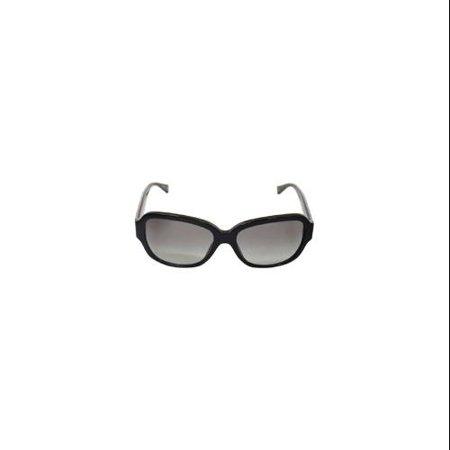 2276af1d430 Coach - HC8036 L027 Pamela 5002 11 Black Gray Women s Sunglasses -  Walmart.com