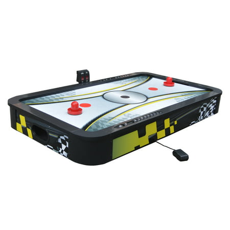 Hathaway Le Mans Tabletop Air Hockey Table, 42-in,