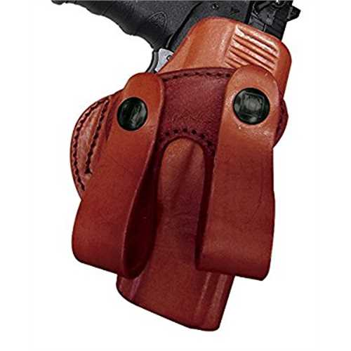 Tagua EC-IPHS-337 Glock 29 Brown/Right Hand Extra Comfort Inside the Pants Holster with Snap